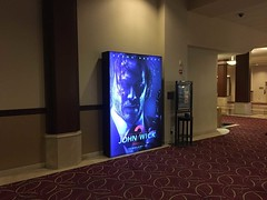 Entertainment, John Wick 2, T3 Backlit Graphic