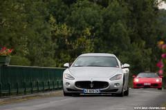 Sport & Collection 2014 - Maserati GranTurismo (Deux-Chevrons.com) Tags: maseratigranturismo maserati granturismo sportcollection france auto automobile automotive oldtimer car coche voiture rallye sportcar gt classiccar
