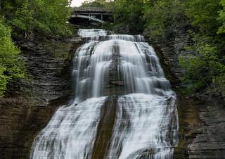 Shequaga Falls, Spring 2017
