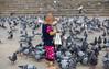 Feeding (Arpa Ghosh) Tags: charminar history laad bazar market telangana hyderabad tourism india canon 121clicks heritage nizam qutub