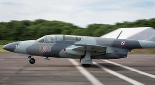 PZL-Mielec TS-11 Iskra 1018/G-ISKA