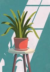 Pavillon Gazon - illustrations (inspiration_de) Tags: exhibition illustration nature space summer