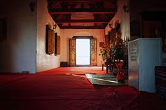 Top of Mount Phousi, Laos. (polybazze) Tags: laos luangprabang asia travel besttravelcamera beststreetcamera fujifilm fuji x100t fujifilmx100t temple buddhism mountain exploration travelwithkids