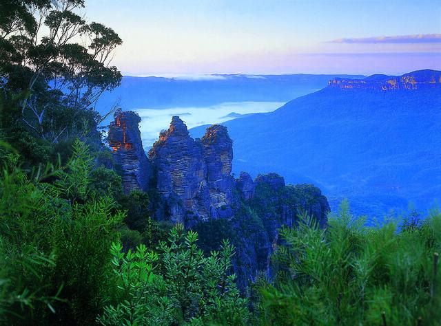 世界自然遺産と選べるブルーマウンテンズ1日観光(世界遺産のオプショナルツアー)