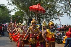 KIRAB BUDAYA MAJAPAHIT 2017