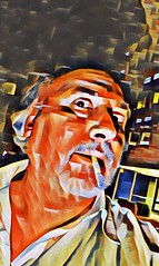 Auweia, Dicke Backe (eagle1effi) Tags: s7 selfie eagle1effi vince