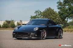 "ADVAN GT - Porsche Turbo - Hyper Racing Black • <a style=""font-size:0.8em;"" href=""http://www.flickr.com/photos/64399356@N08/34935362650/"" target=""_blank"">View on Flickr</a>"
