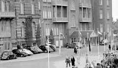 Tulpenrallye Noordwijk 1957 (Tuuur) Tags: tulpenrallye noordwijk 1957