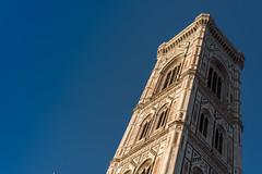 "Giotto's Campanile // Italy Trip - Florence (Merlijn Hoek) Tags: nikon nikkor camera kamera full fullframe d810 nikond810 fullframedigitalslr digitalslr slr 35mmformat 36×24mm 35mm 36megapixel digitalsinglelensreflex italie italy toscane tuscany ""central italy"" landscapes traditions history artisticlegacy influenceonhighculture""triptripjereisreisjevakantiehollidayvacancevacatiefirenzefloranceflorence50 mm50 50mm dof depth"