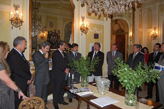 2010 - Espanha - Embaixada Brasil