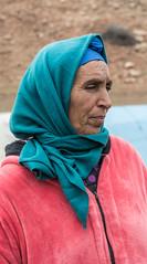 DSC_6921.jpg (susanm53@verizon.net) Tags: northafrica facialtattoo atlasmountains springcamp ontheroad nomads morocco woman