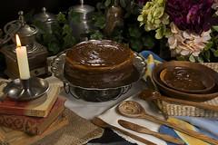 Tarta de queso y dulce de leche (Frabisa) Tags: tarta dulcedeleche dulce postre casero delicioso cake sweet dessert homemade delicious