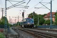 TRI 110 428, Bad Bentheim (Dennis te D) Tags: westfalendampf sonderzug lippstadt amsterdam amsterdamcentraal vsm veluwschestoomtreinmaatschappij 23071 23076 baureihe 23 tri trainrentalinternational 110428 badbentheim