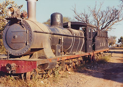 Livingstone Locomotive