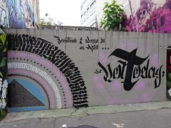 Hide Visual Art (mai 2017) (Archi & Philou) Tags: calligraphie streetart murpeint paintedwall paris11 troiscouronnes hidevisualart