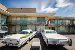 The Lorraine Motel (Mickael Maurice) Tags: memphis memorial matinlutherking usa roadtrip voyage tennessee etatsunis photographiedevoyage traverlphotographer travelphotography cadillac nikon nikond7000