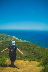 We Made It (Kou Thao) Tags: animals nature wildlife hawaii scenery photograhy kokohead adventure vintage vibes tropical airplane sky sunset clouds traveler luau horse jungle