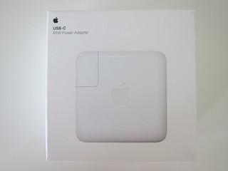 Apple 61W USB‑C Power Adapter