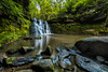 Goit Stock Waterfall (tbnate) Tags: yorkshire westyorkshire cullingworth waterfall stones water outdoor outside nature landscape goitstock goitstockwaterfall tbnate nikon nikond750 d750 samyang14mm 14mm ultrawide ultrawideangle river forest park trees tree