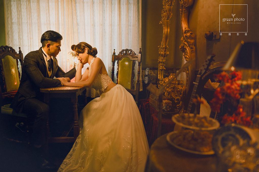 NIK_6805,[自主婚紗] Kevin&庭兒 婚紗照@復古婚紗