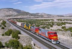 ATSF 209 West at Laguna, NM (thechief500) Tags: atsf bnsf gallupsubdivision railroads santafe newmexico nm