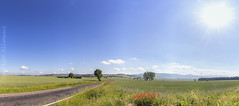 Thüringen Panorama_IMG_9791 (milanpaul) Tags: 2017 blauerhimmel canoneos6d deutschland germany juni landscape landschaft sommer tamron2470mmf28divcusd thüringen