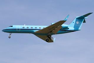 Maersk Aviation Holding | Gulfstream GIV-X | OY-APM