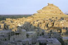 Fortress of Shali in Siwa Oasis (Svetlana Polukhina) Tags: egypt oasis siwa citadel fortress houses history town مصر واحة سيوة قلعة