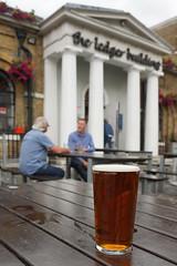 Fuller's London Pride - London, UK (Neil Pulling) Tags: fullerslondonpride london uk realale ale pint pub londondocklands docklands wetherspoon