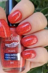 Picante - Colorama (Marli 2011) Tags: efeitopontilhado coleçãopimentinha colorama