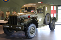 Dodge Ambulance USA778442 (NTG's pictures) Tags: musee airborne saint mereeglise normandy france dodge ambulance usa778442