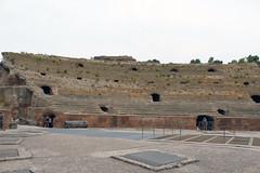 Pozzuoli's Flavian Amphitheater (California Will) Tags: pozzuoli italy italia naples roman ruins flavian amphitheater anfiteatro flaviano puteolano