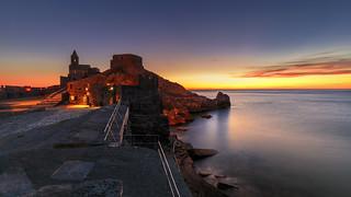 Portovenere by evening