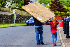 35/52 A Helping Hand (Marty Cooke) Tags: streetphotography candid outdoor outside people ireland countyleitrim connacht connaught child lovelyleitrim