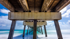 Under the Pier (srotag1973) Tags: juno beach pier longexposure slow shutter slowshutter filter formatt hitech seascape florida atlantic ocean