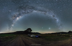 Capital capture (nightscapades) Tags: astronomy astrophotography aurora autopanopro canberra galacticcore goulburn ianwilliams milkyway nsw night nightscapes pano panorama panos peterlavender rural sky southerntablelands stars stitch