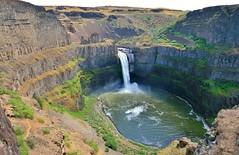 May 27, 2014 - Palouse Falls, WA (10) (Dale Gerdes) Tags: washington palousefalls waterfall waterfalls