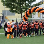 U13 vs. Invaders 25. Mai 2017