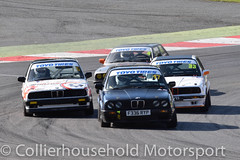 PBMW - R2 (3) Davidson, Palmer & Graves (Collierhousehold_Motorsport) Tags: toyotires pbmw bmw productionbmw bmw320 bmw320i bmwe30 bmw318 msvr msv garyfeakinsracing gravesmotorsport