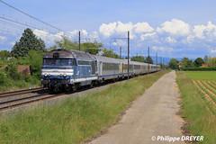 BB67351 sur W Chambéry Lyon Guillotière vers Montluel (philippedreyer1) Tags: