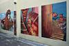 Street Art (chooyutshing) Tags: streetart backlane trengganustreet chinatown singapore