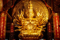 Bai Dinh Temple (Jean-Paul Navarro) Tags: vietnam asia srv indochina southeast ninh bình bai dinh temple buddhist vihara