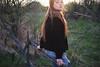(Fokeev) Tags: girl portrait sunset nikon color sigma 30mm spring