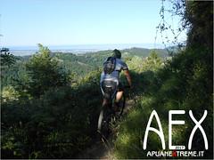 Sentiero 33-06 (Cicloalpinismo) Tags: sentiero 33 pasquilio passo della focoraccia cicloalpinismo apuane extreme aex alpi parco cai appennino foce monte vetta escursione trekking mountain bike mtb ciclismo
