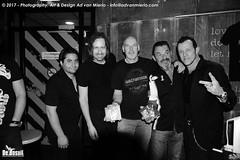 2017 Bosuil-Groepsfoto met Gary Hoey & band 2-ZW