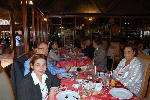 2010 - Cuba - Almoço