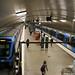 Europa, Schweden, Stockholm, U-Bahnhof Odenplan