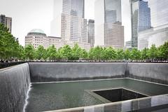 9/11 Memorial & Wall Street (kuntheaprum) Tags: 911memorial wallstreet nyseexchange nikon d750 2470 f28