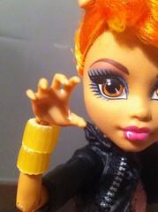 Pasta bracelet 2 (Anderson's All-Purpose) Tags: monster high monsterhigh dolljewelry howleen