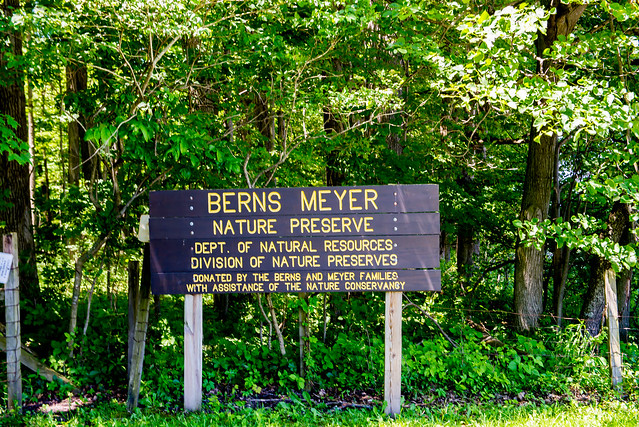 Berns-Meyer Nature Preserve - May 31, 2017